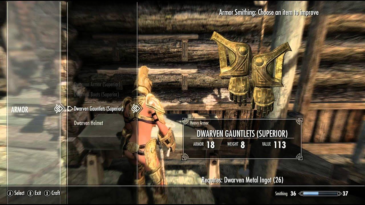 Skyrim Episode 7: Ustengrav, Overlord Armor, Animated