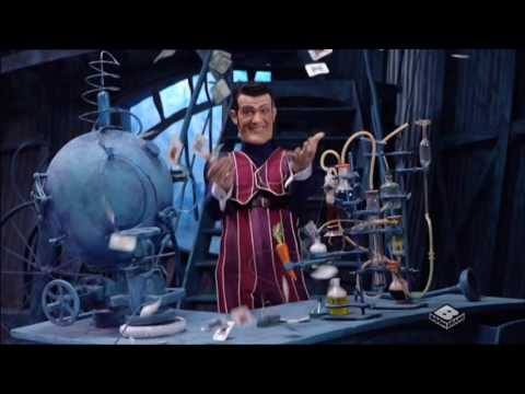 LazyTown - Master of Disguise French