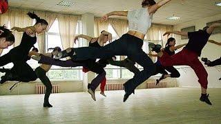 Урок современного танца онлайн
