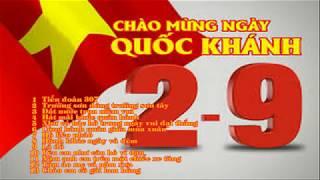 Nhạc Đỏ - Nhạc Cách Mạng Remix - Chào Mừng Quốc Khánh 2/9