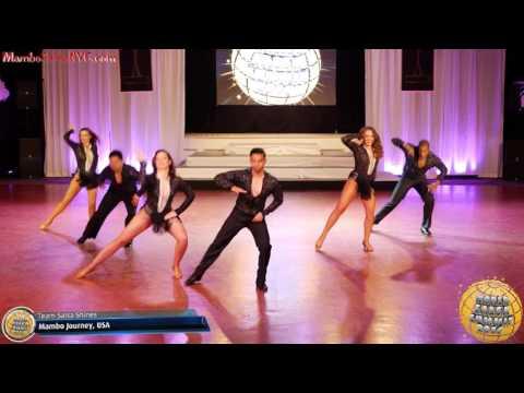 WSS16 Feb6. Team Salsa Shines