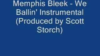 Memphis Bleek - We Ballin (Instrumental)