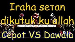 Wayang Golek bobodoran Cepot VS Dawala Debat tauhid ulah gagal paham nya