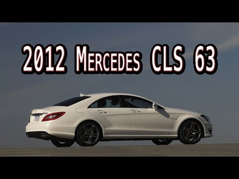 2012 Mercedes CLS 63 - Cars in Auction - O Brazil de fora do Brasil