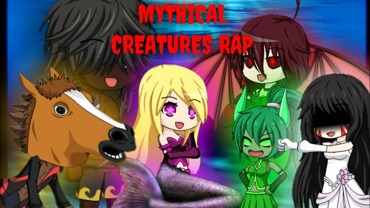 Filipino Mythical Creature Rap | Gacha Studio