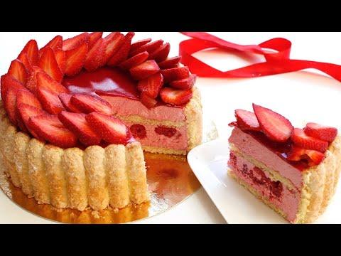 recette-charlotte-aux-fraises-(mousse-aux-fraises-)