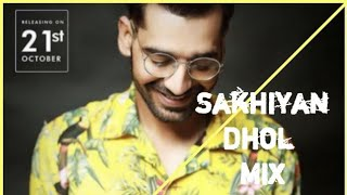 Sakhiyan Mix - 2k19 new Marathidj song