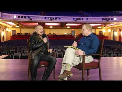 Mark Farner Talks About Upcoming Flint Show and More