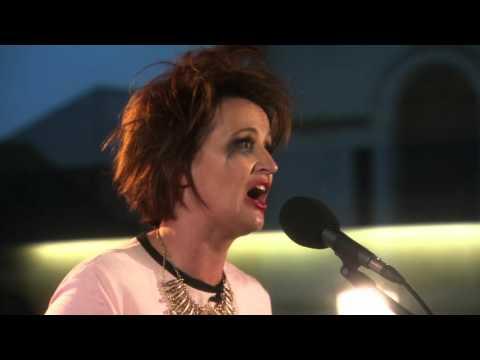 Teresa Livingstone sings 'Nice Ladies'