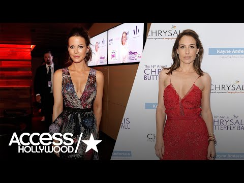 Kate Beckinsale & Claire Forlani Reveal Their Harvey Weinstein Encounters   Access Hollywood