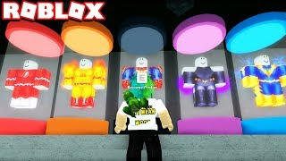 TESTING OUT THE STRONGEST SUPER POWER in ROBLOX MAD CITY
