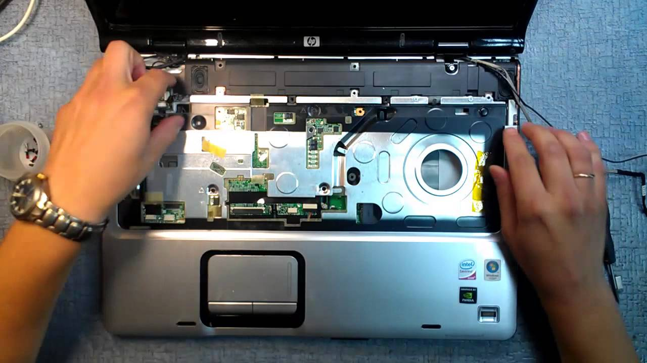 Скачать драйвера для ноутбука hp pavilion dv6700