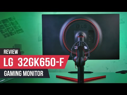 Big, Fast And Reasonably Priced -  LG 32GK650-F 144Hz Gaming Monitor