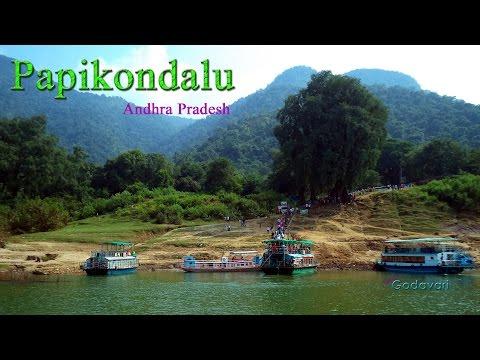 Papikondalu Trip on Tourism Launch Boats |  Godavari Andaalu Video