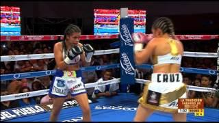 Jaky Calvo vs Itzayana Cruz