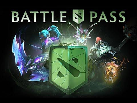 Battle Pass Fall QUESTS Gift Dota 2  2016