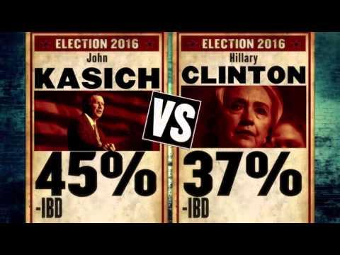 "John Kasich 2016 - ""One Choice"""