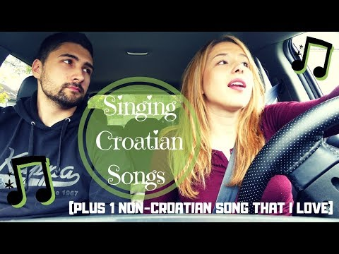 American Singing Croatian Songs