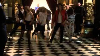 MJ Danse et Solidarité fête son Halloween 2014 au Musée Grévin de Paris