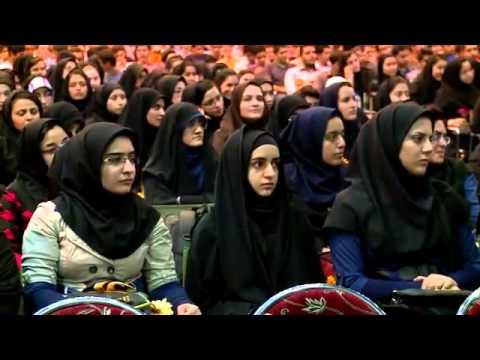 Tehran's Sharif University has back to school ceremony