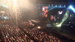 Adriano Celentano live arena di Verona -il ragazzo della vi