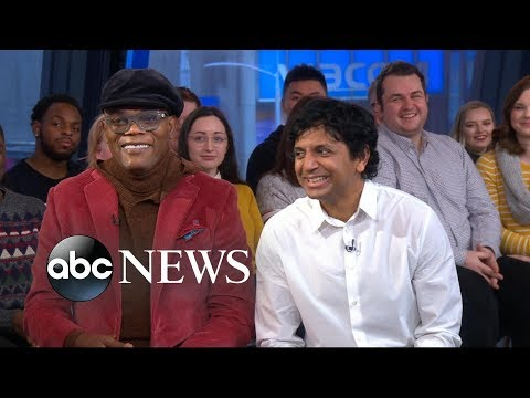 Maurice DeVoe - What would Samuel Jackson say to his younger self?