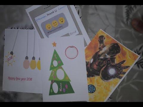 Paper Circuit Greeting Cards   DIY