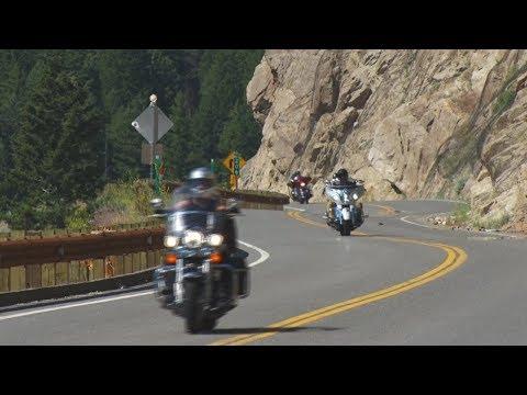 Spring Motorcycle Adventure - Love and Adventure - Venture Comparison - Factory Butte