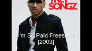 Watch Trey Songz Im So Paid freestyle video