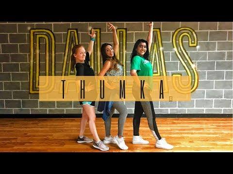 THUMKA - ZACK KNIGHT | Anrene Lynnie Rodrigues Choreography thumbnail