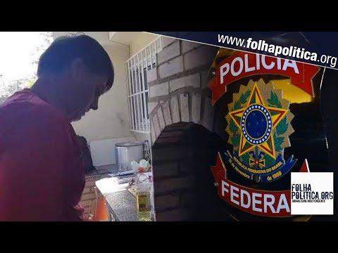 Bolsonaro faz churrasco para amigos e seguranças agentes da Polícia Federal
