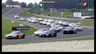 ADAC GT Masters 2014 Slovakiaring - Race 2
