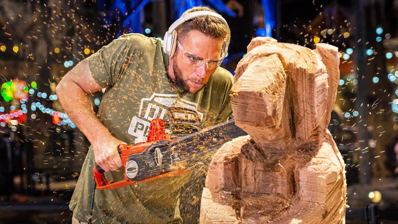 Download Chainsaw Carving Competition | OT 29