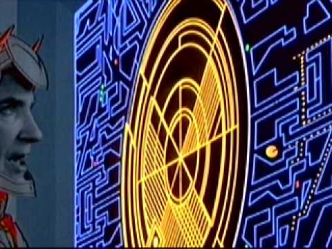 Image result for tron pacman
