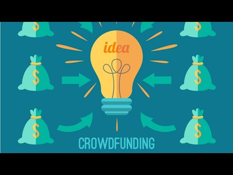 Blockchain Has Created A New Model For Crowdfunding