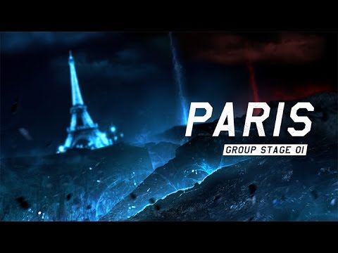 Worlds 2015 Group Stage1 Day1 Powered by intel