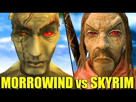 5 Things Morrowind Did Better Than Skyrim