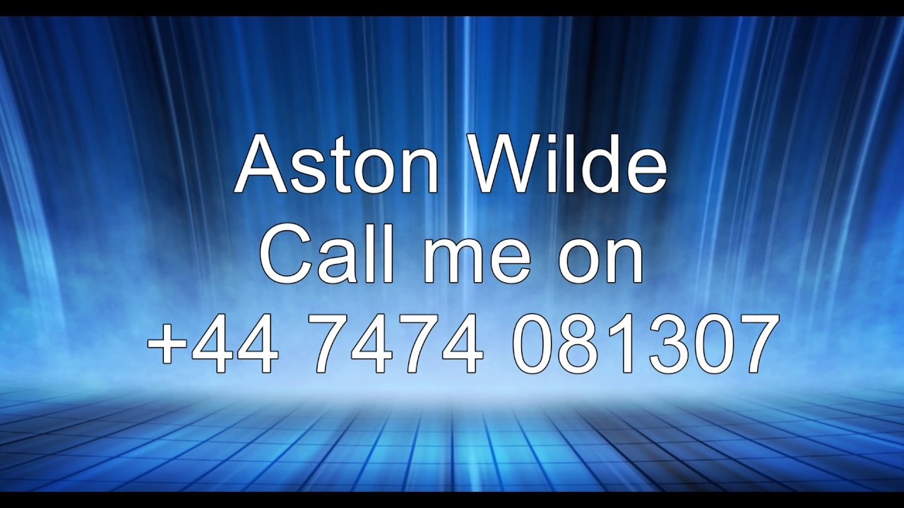 Aston Wilde