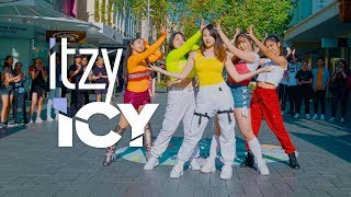 [K-POP IN PUBLIC CHALLENGE] ICY by ITZY Dance Cover || AUSTRALIA
