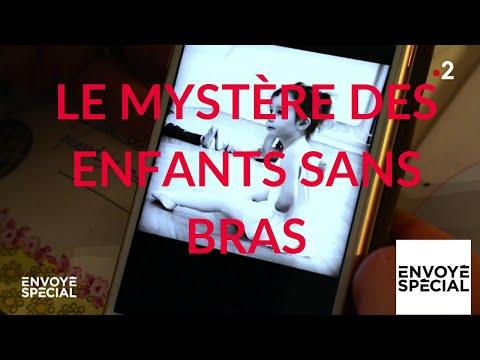 Envoyé spécial. Le mystère des enfants sans bras - 25 avril 2019 (France 2)