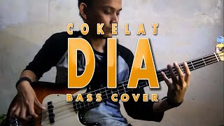 Cokelat - Dia (Bass Cover by Umank)