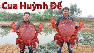 Hữu Bộ | Cua Huỳnh Đế Nướng Mọi | Grilled King Crab