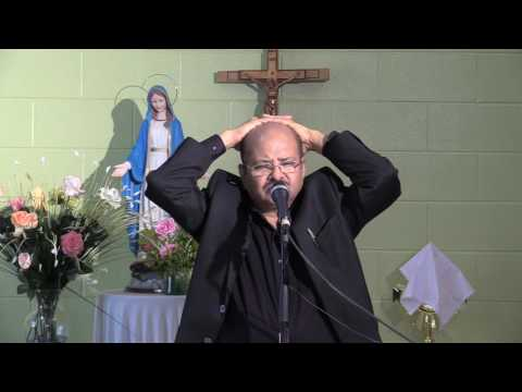 033 - McAllens Texas USA -Malayalam retreat by Br Thomas Paul 25 to 27 Nov 2016