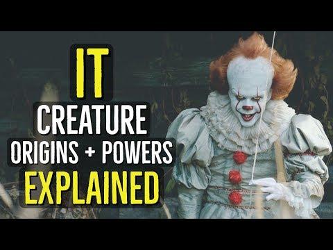 IT (Creature) ORIGINS + POWERS Explained