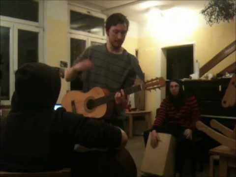 Keith Caputo - New York City - Acoustic Cover (Rehearsal version:)