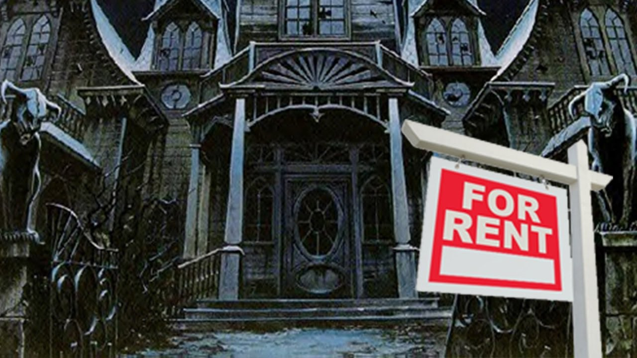 Haunted apartment for rent youtube for Haunted apartments for rent
