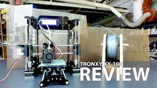 CHEAP 3D PRINTER REVIEW from gearbest (Tronxy XY-100 / Anet A8)- This Is A Review