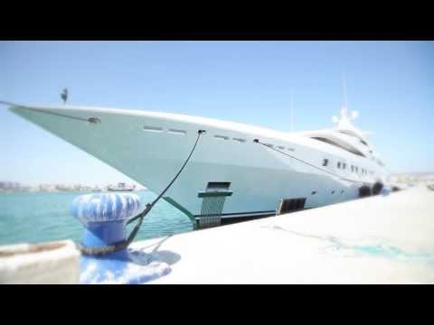 Private Spanish Party on board a 82m Yacht