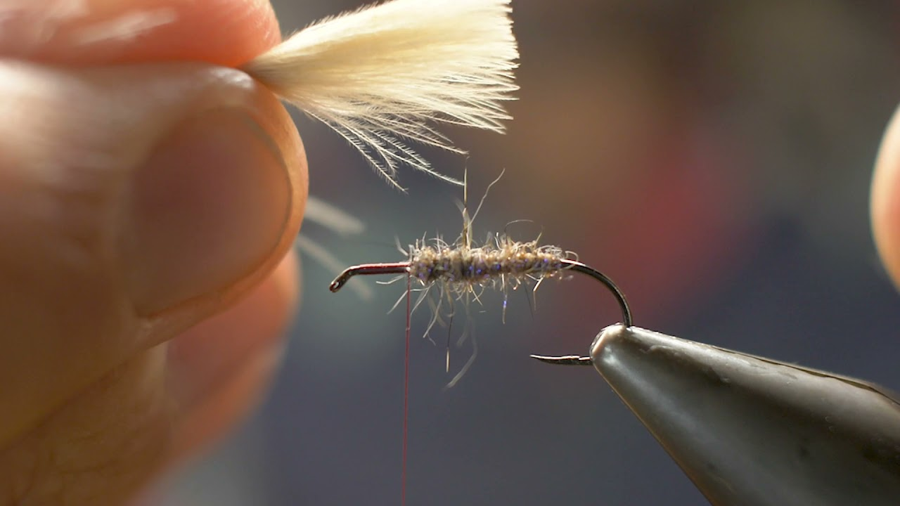 The Feather Mechanic ties the Caddis Fly