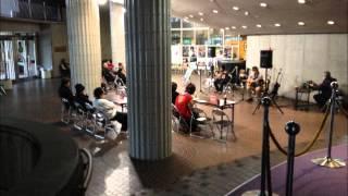 2012.12.16 新発田市民文化会館 ロビーコンサートにて 出だしがうまく入...